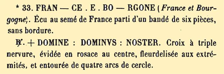 jeton français Rouyer11