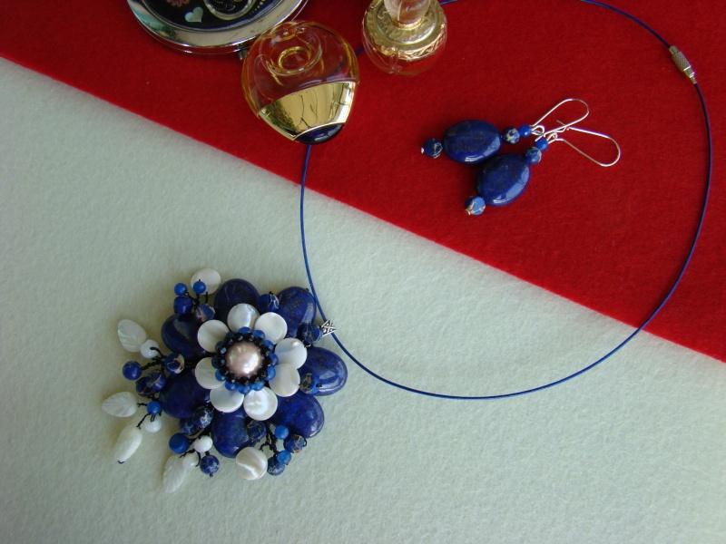 """""""Flori de piatră-Bijoux"""" albumul I-bijuterii artizanale marca Didina Sava - Pagina 12 00510"""