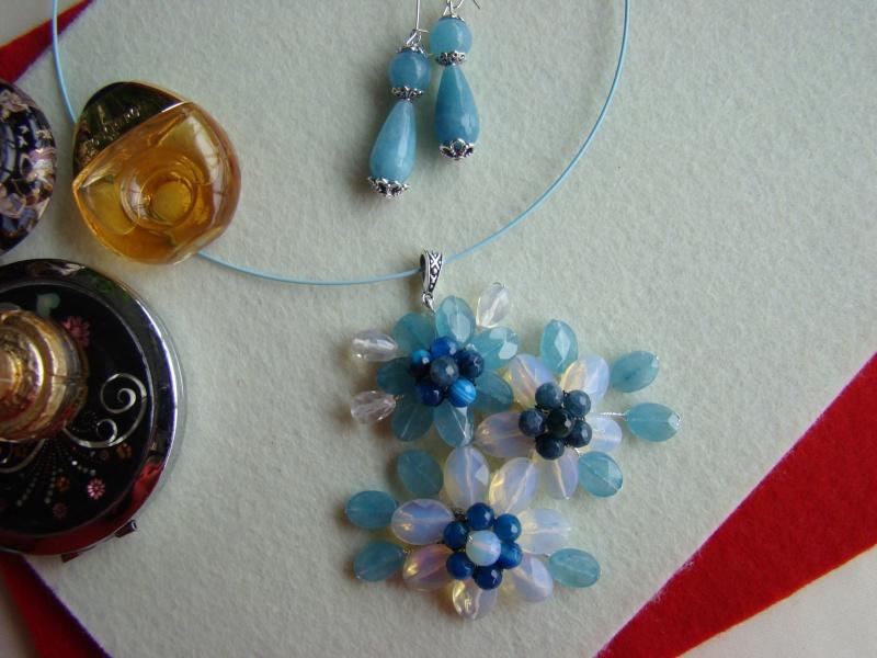 """""""Flori de piatră-Bijoux"""" albumul I-bijuterii artizanale marca Didina Sava - Pagina 12 00811"""