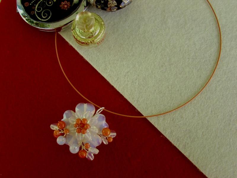 """""""Flori de piatră-Bijoux"""" albumul I-bijuterii artizanale marca Didina Sava - Pagina 13 009a10"""