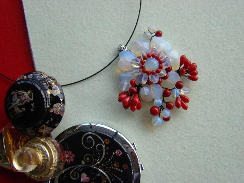 """""""Flori de piatră-Bijoux"""" albumul I-bijuterii artizanale marca Didina Sava - Pagina 12 01211"""