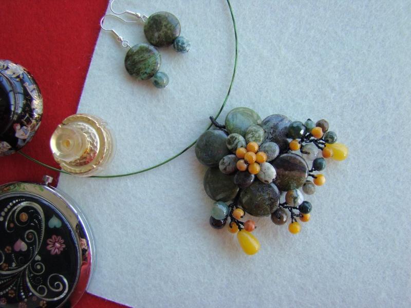 """""""Flori de piatră-Bijoux"""" albumul I-bijuterii artizanale marca Didina Sava - Pagina 13 Colie105"""