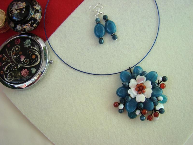 """""""Flori de piatră-Bijoux"""" albumul I-bijuterii artizanale marca Didina Sava - Pagina 12 Colie106"""