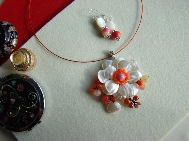 """""""Flori de piatră-Bijoux"""" albumul I-bijuterii artizanale marca Didina Sava - Pagina 12 Colie125"""