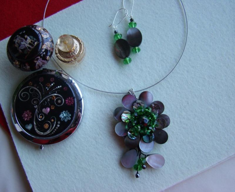 """""""Flori de piatră-Bijoux"""" albumul I-bijuterii artizanale marca Didina Sava - Pagina 12 Colie127"""