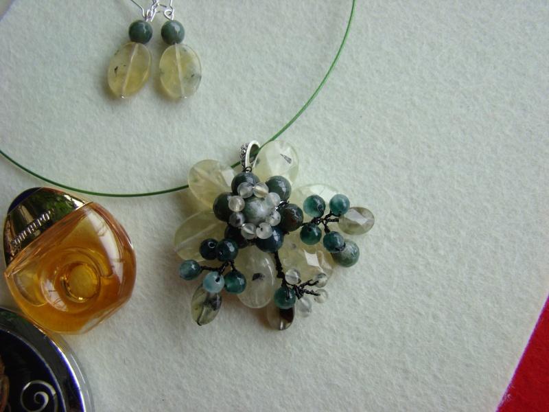 """""""Flori de piatră-Bijoux"""" albumul I-bijuterii artizanale marca Didina Sava - Pagina 12 Colie152"""