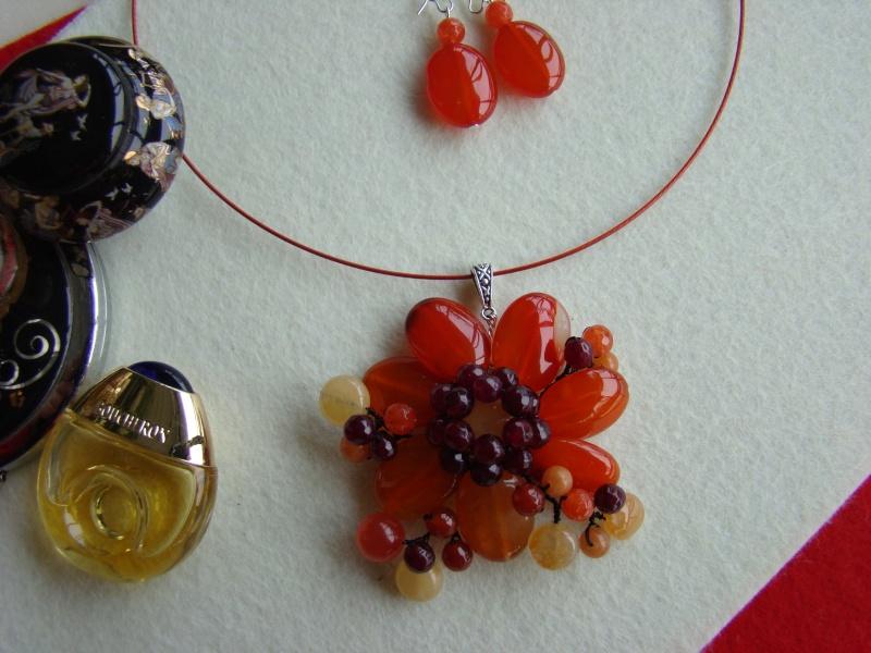 """""""Flori de piatră-Bijoux"""" albumul I-bijuterii artizanale marca Didina Sava - Pagina 12 Colie165"""