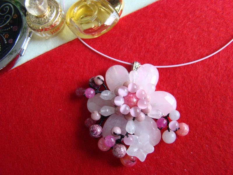 """""""Flori de piatră-Bijoux"""" albumul I-bijuterii artizanale marca Didina Sava - Pagina 12 Colie181"""