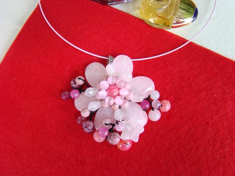 """""""Flori de piatră-Bijoux"""" albumul I-bijuterii artizanale marca Didina Sava - Pagina 12 Colie182"""