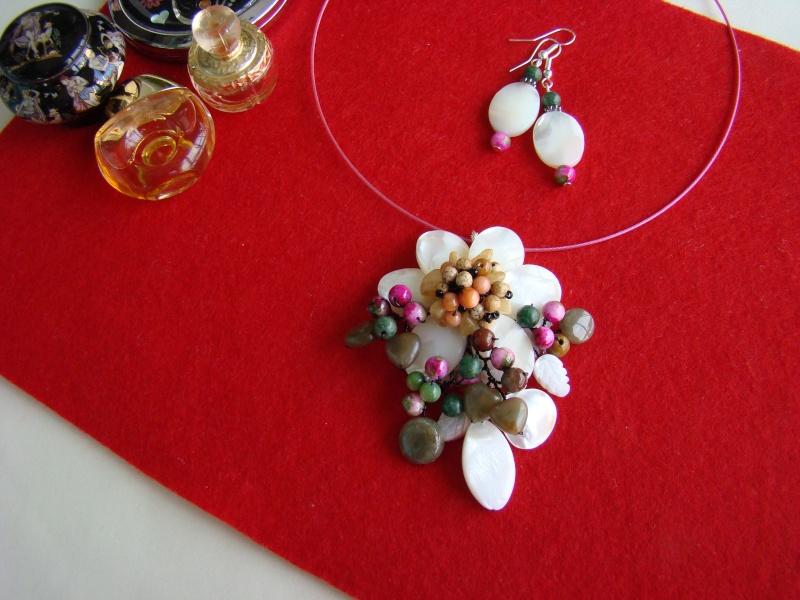 """""""Flori de piatră-Bijoux"""" albumul I-bijuterii artizanale marca Didina Sava - Pagina 13 Colier20"""