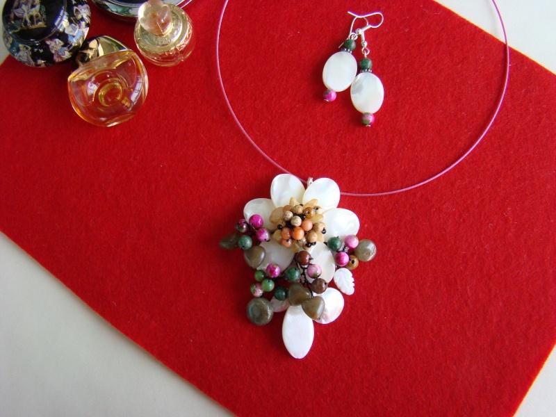 """""""Flori de piatră-Bijoux"""" albumul I-bijuterii artizanale marca Didina Sava - Pagina 13 Colier21"""