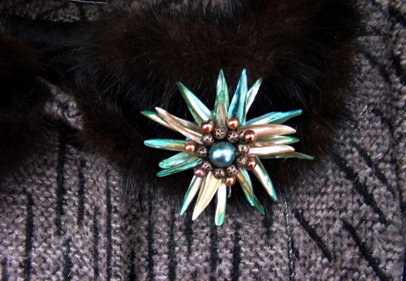"""""""Flori de piatră-Bijoux"""" albumul I-bijuterii artizanale marca Didina Sava - Pagina 13 Colier63"""