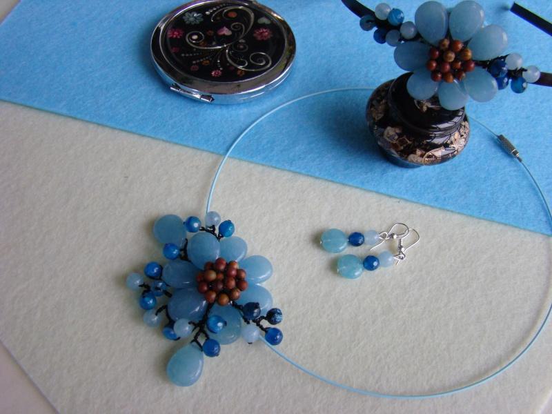"""""""Flori de piatră-Bijoux"""" albumul I-bijuterii artizanale marca Didina Sava - Pagina 13 Colier94"""