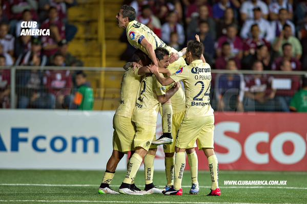 Saprissa 0-3 América - Las Águilas prácticamente están en Semifinales B-vhuz10