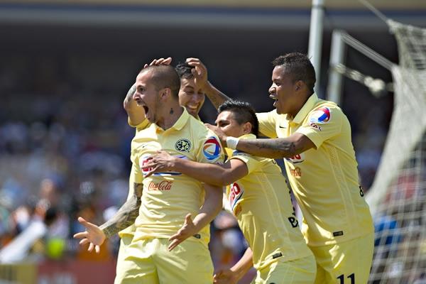 Pumas 0-1 América - El campeón se comió a un 'lindo gatito' Benede11