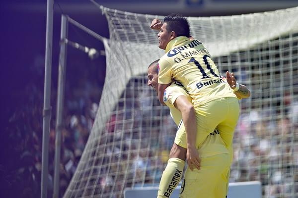 Pumas 0-1 América - El campeón se comió a un 'lindo gatito' Los-am10