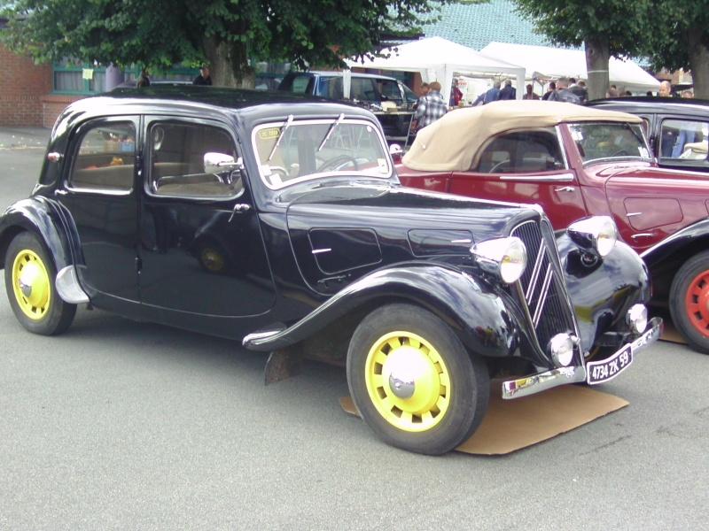 """Exposition """"Les automobiles d'André Citroën"""" à Lesquin (59)  Bild5100"""