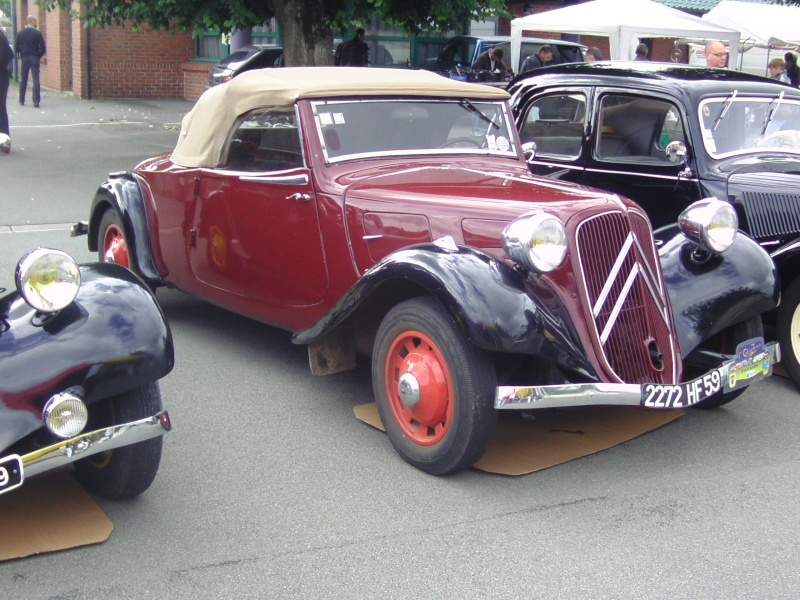 """Exposition """"Les automobiles d'André Citroën"""" à Lesquin (59)  Bild5101"""
