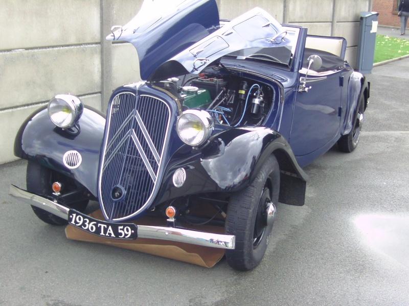 """Exposition """"Les automobiles d'André Citroën"""" à Lesquin (59)  Bild5104"""
