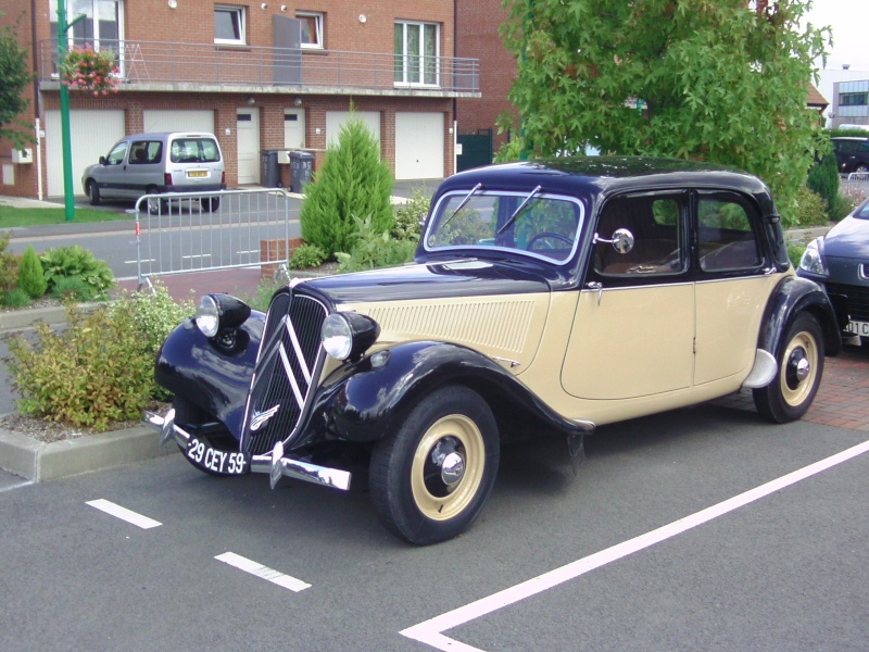 """Exposition """"Les automobiles d'André Citroën"""" à Lesquin (59)  Bild5526"""
