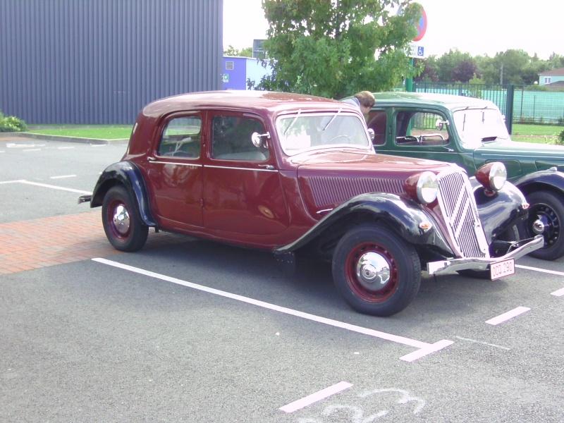 """Exposition """"Les automobiles d'André Citroën"""" à Lesquin (59)  Bild5530"""