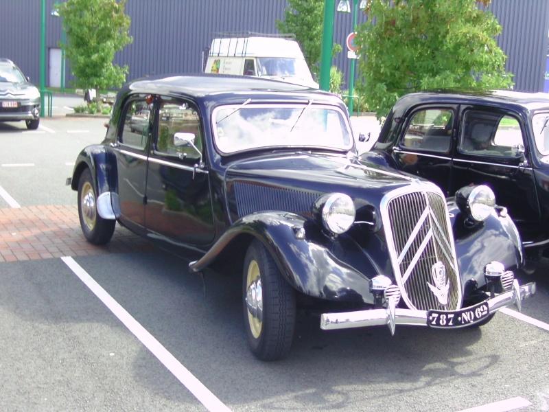 """Exposition """"Les automobiles d'André Citroën"""" à Lesquin (59)  Bild5533"""