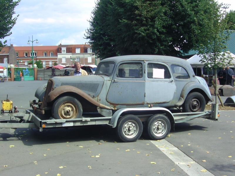 """Exposition """"Les automobiles d'André Citroën"""" à Lesquin (59)  Bild5534"""