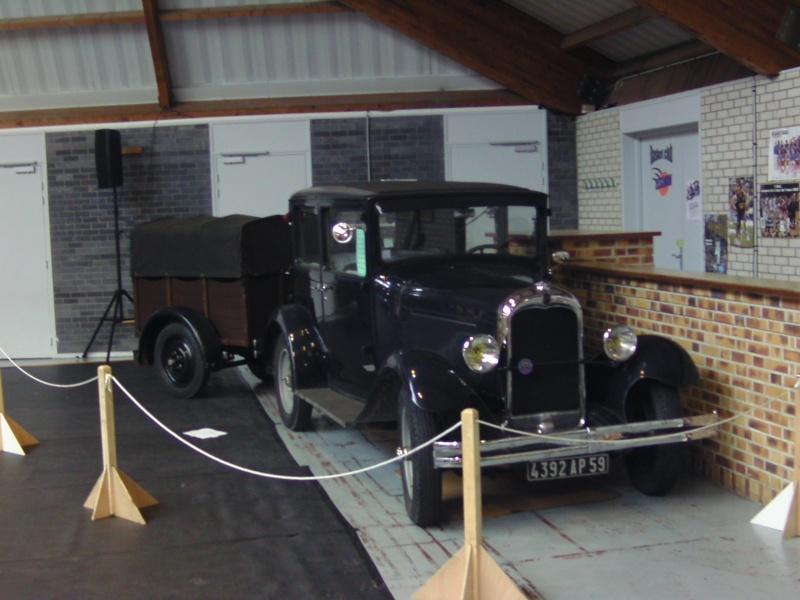 """Exposition """"Les automobiles d'André Citroën"""" à Lesquin (59)  Bild5611"""