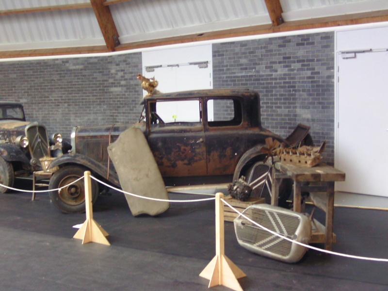 """Exposition """"Les automobiles d'André Citroën"""" à Lesquin (59)  Bild5612"""
