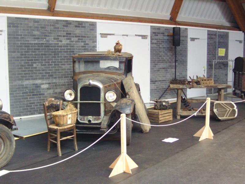 """Exposition """"Les automobiles d'André Citroën"""" à Lesquin (59)  Bild5613"""