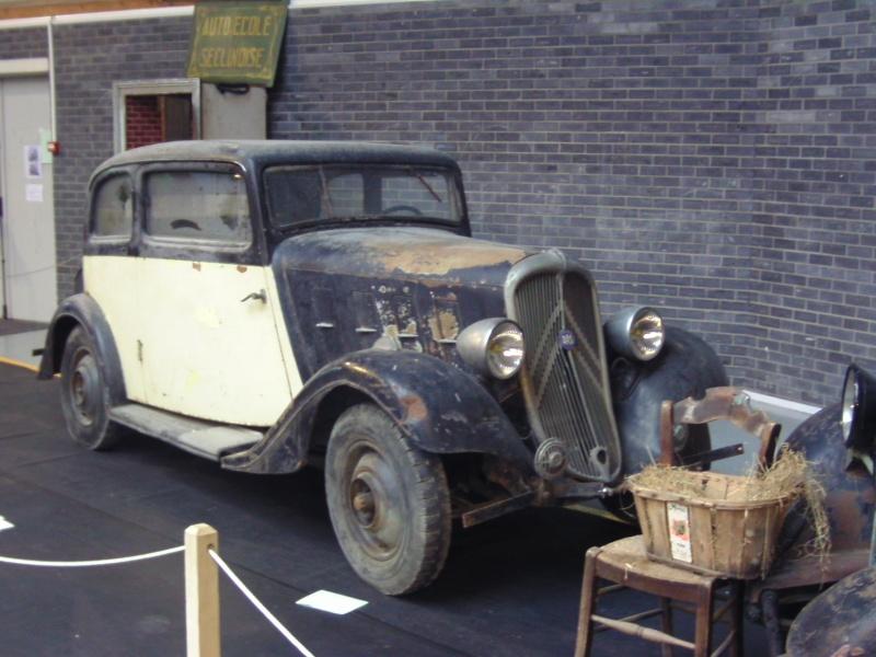 """Exposition """"Les automobiles d'André Citroën"""" à Lesquin (59)  Bild5614"""