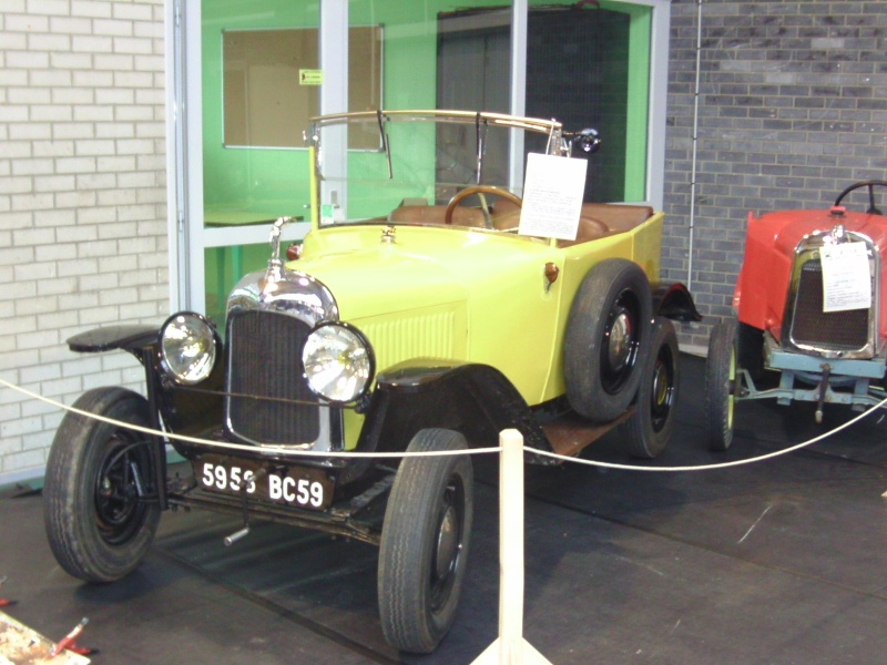 """Exposition """"Les automobiles d'André Citroën"""" à Lesquin (59)  Bild5616"""