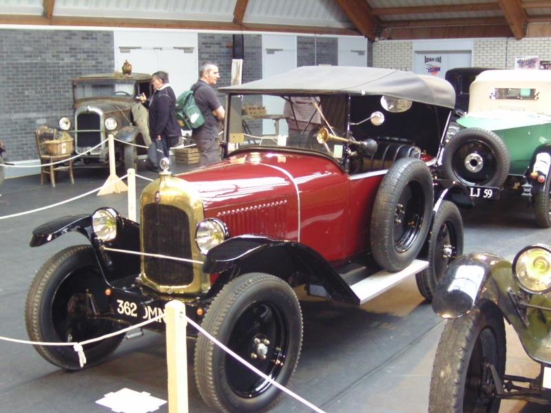 """Exposition """"Les automobiles d'André Citroën"""" à Lesquin (59)  Bild5617"""