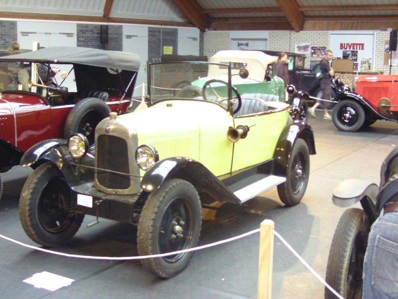 """Exposition """"Les automobiles d'André Citroën"""" à Lesquin (59)  Bild5618"""