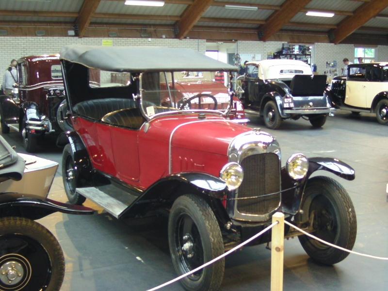 """Exposition """"Les automobiles d'André Citroën"""" à Lesquin (59)  Bild5620"""