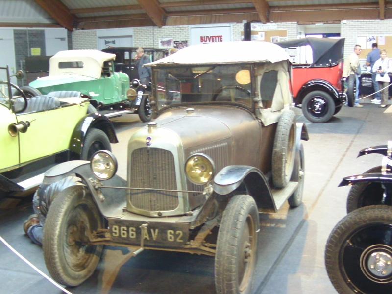 """Exposition """"Les automobiles d'André Citroën"""" à Lesquin (59)  Bild5621"""