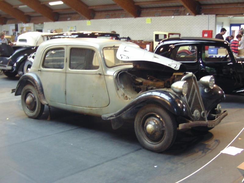 """Exposition """"Les automobiles d'André Citroën"""" à Lesquin (59)  Bild5625"""