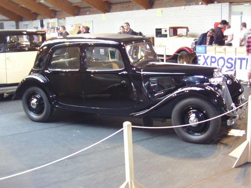 """Exposition """"Les automobiles d'André Citroën"""" à Lesquin (59)  Bild5626"""
