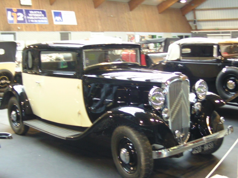 """Exposition """"Les automobiles d'André Citroën"""" à Lesquin (59)  Bild5627"""