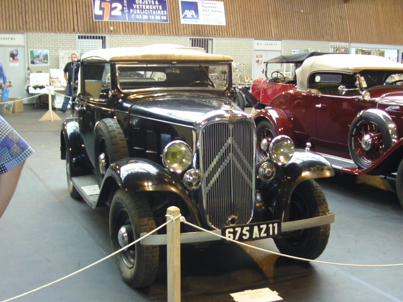 """Exposition """"Les automobiles d'André Citroën"""" à Lesquin (59)  Bild5628"""