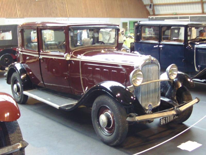 """Exposition """"Les automobiles d'André Citroën"""" à Lesquin (59)  Bild5629"""