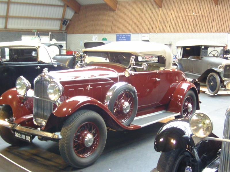 """Exposition """"Les automobiles d'André Citroën"""" à Lesquin (59)  Bild5630"""