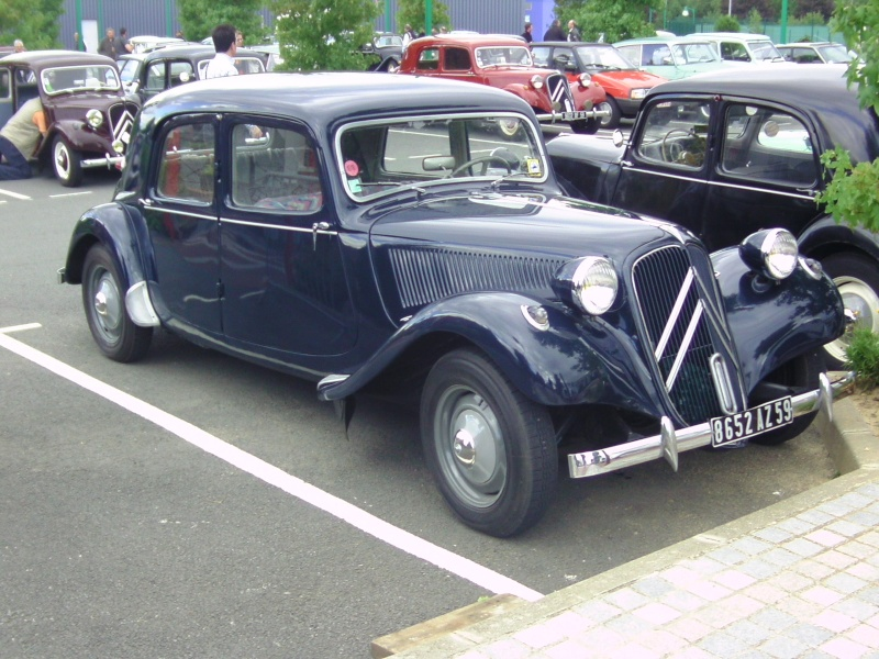"""Exposition """"Les automobiles d'André Citroën"""" à Lesquin (59)  Bild5647"""