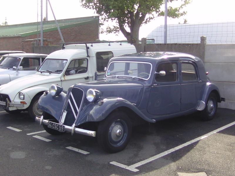 """Exposition """"Les automobiles d'André Citroën"""" à Lesquin (59)  Bild5672"""