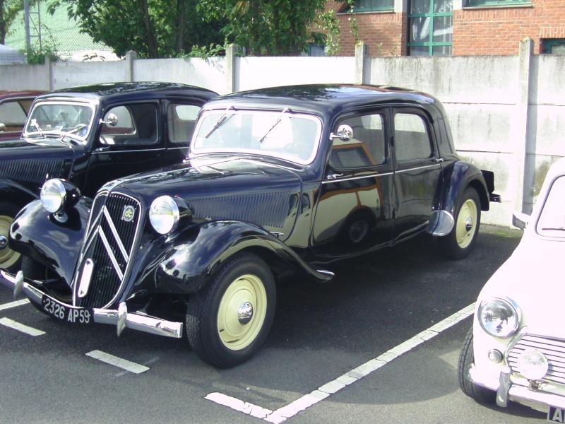 """Exposition """"Les automobiles d'André Citroën"""" à Lesquin (59)  Bild5678"""