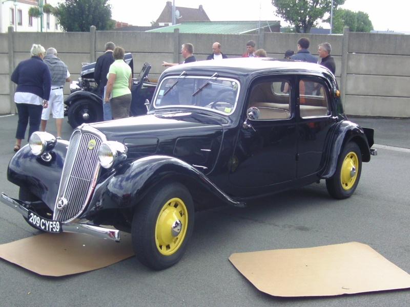 """Exposition """"Les automobiles d'André Citroën"""" à Lesquin (59)  Bild5699"""