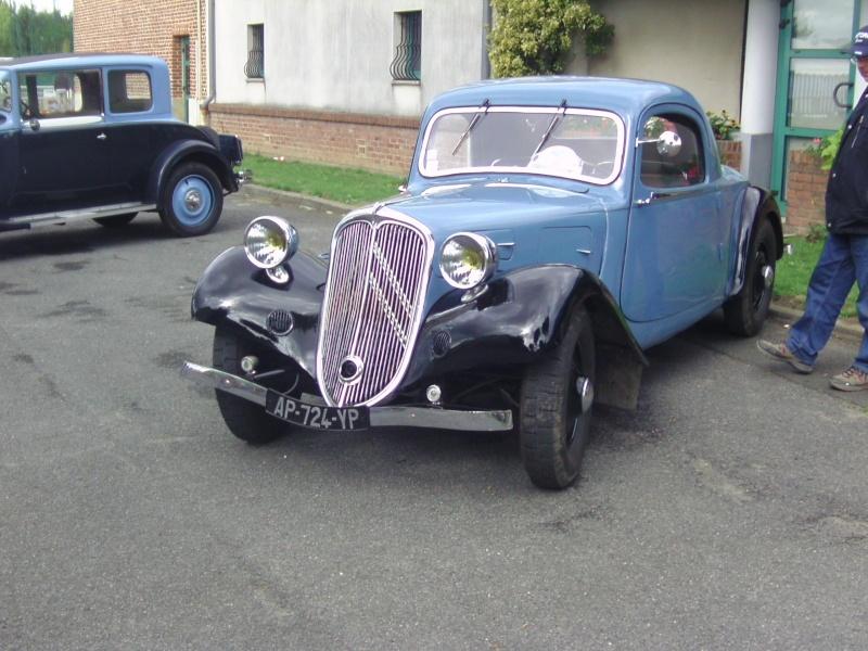 """Exposition """"Les automobiles d'André Citroën"""" à Lesquin (59)  Bild5711"""