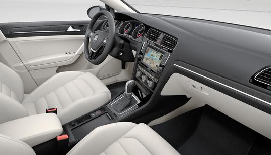 Volkswagen Golf 7 - présentation 1/2 Iiio10
