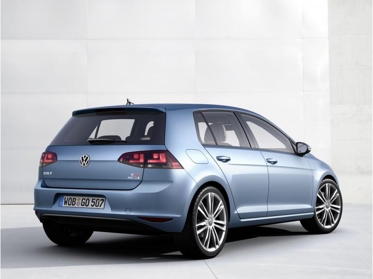 Volkswagen Golf 7 - présentation 1/2 S0-mon10