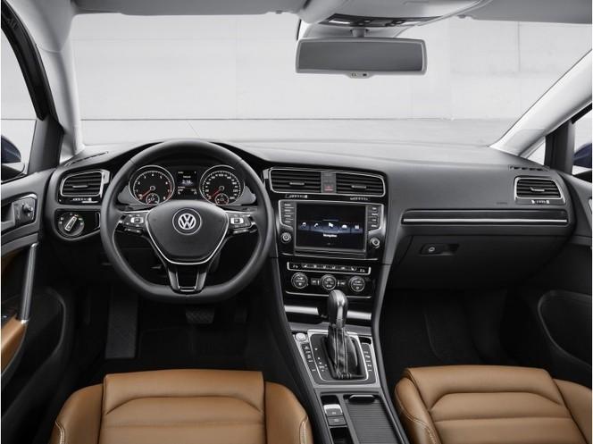 Volkswagen Golf 7 - présentation 1/2 S1-mon11